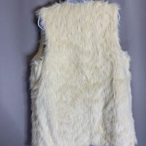 Nordstrom Jackets & Coats - Faux Fur Vest